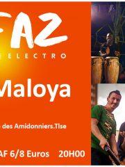 Sofaz et Kfé Maloya @ Taquin